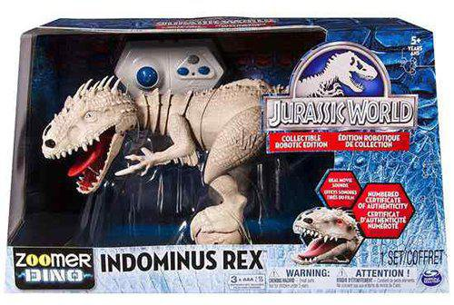 Spin Master Indominus Rex - Collectible Robotic