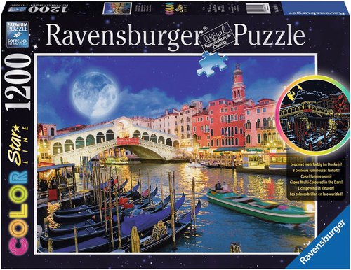 Ravensburger Vollmond in Venedig