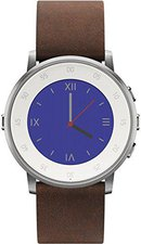 Pebble Time Round 20 mm silver