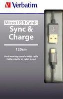 Verbatim USB Sync & Charge 120 cm