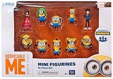 Mondo Minions Set , 10er Pack