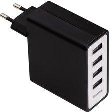 Hama 54182 4-fach USB-Ladegerät
