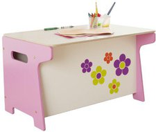 Millhouse Toy Box and Desk RE41