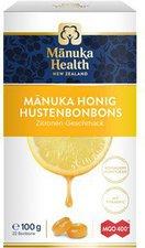 Manuka Health Honig-Bonbons Zitrone (100g)