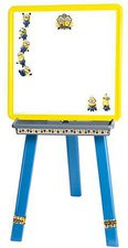 Smoby Minions Mal- und Kreativtafel aus Kunststoff