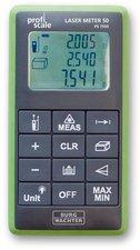 Burg Wächter Laser Meter 50 PS 7550