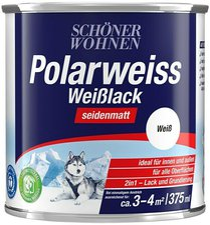 Schöner Wohnen DurAcryl Professional Weißlack seidenmatt (9426.0375.0)