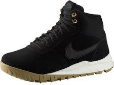 Nike Wmns Hoodland Suede Boot black/gum light brown