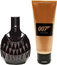 James Bond for Women Set ( EdP 30 ml + SG 50 ml)