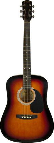Fender Squier SA-105 SB sunburst