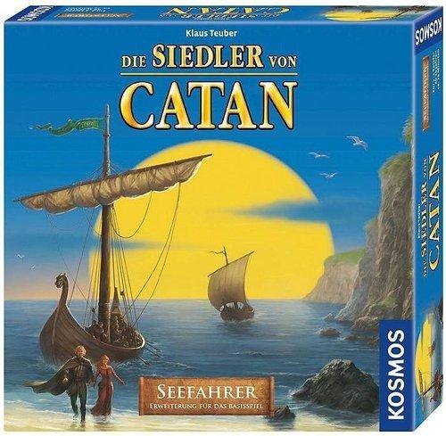 Kosmos Die Siedler von Catan - Erweiterung Seefahrer (3 - 4 Spieler)