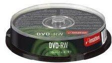 Imation DVD-RW 4,7GB 120min 4x 10er Spindel