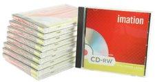 Imation CD-RW 700MB 80min 4x 10er Jewelcase