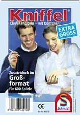 Schmidt Spiele Kniffelblock extra groß