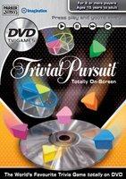 Parker Spiele Trivial Pursuit DVD-Brettspiel (40466100)