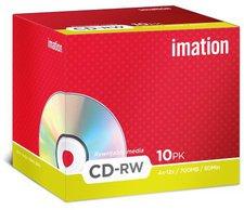 Imation CD-RW 700MB 80min 12x 10er Jewelcase