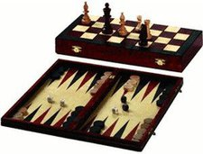 Philos Schach-Backgammon-Dame-Set