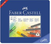 Faber-Castell Art Grip 24 Stück