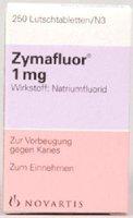 Novartis Zymafluor Lutschtabletten 1 mg (250 Stk.)