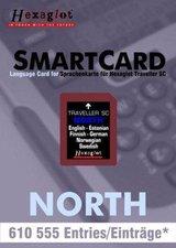 Hexaglot   Langenscheidt SmartCard North