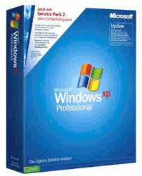 Microsoft Windows XP Professional SP3 OEM (DE)