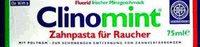 Biomedica Clinomint Raucherzahncreme (75 ml)