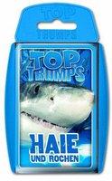 Winning Moves Top Trumps Haie und Rochen
