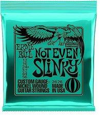 Ernie Ball Not Even Slinky Nickel Wound .012 - .056