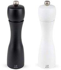 Peugeot Tahiti Salz- und Pfeffermühle Set schwarz / weiß 20 cm