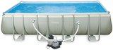 Intex Pools Frame-Pool-Set Ultra Quadra I 549 x 274 x 132 cm Komplett-Set