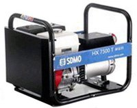 SDMO HX 7500 T Intens