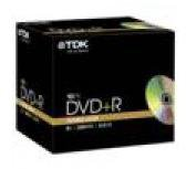 TDK DVD+R DL 8,5GB 240min 8x 10er Jewelcase