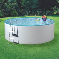 my pool Splash Pool-Set 360 x 90 cm 3-tlg