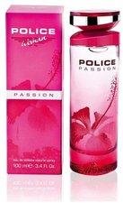 Police Passion Woman Eau de Toilette (100 ml)