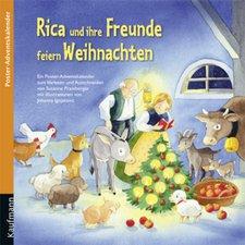 Kaufmann Verlag Rica und ihre Freunde feiern Weihnachten