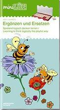 Westermann Verlag miniLÜK Ergänzen und Ersetzen