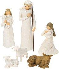 Willow Tree Nativity Heilige Familie (26290)