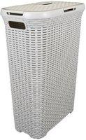 Curver Rattan Wäschebox (40 L)