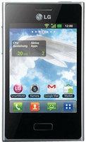 LG Optimus L3 Schwarz ohne Vertrag