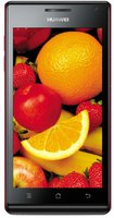 Huawei Ascend P1 Rot ohne Vertrag
