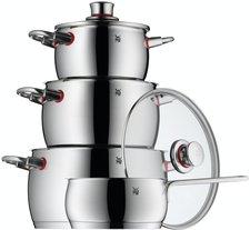 WMF Quality One Kochtopf-Set mit Stielkasserolle 4 tlg.