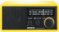 Sangean WR-11 gelb