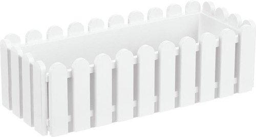 Emsa Landhaus (100 x 20 x 16 cm) weiß