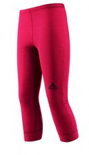 Vaude Kids Thermo Tights long red