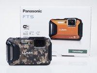Panasonic Lumix DMC-FT5 schwarz