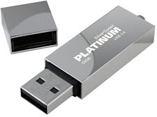 Platinum Silver Speed USB 3.0 Stick