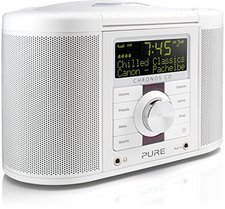 PURE Chronos CD Serie II weiß