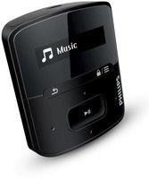 Philips GoGear Raga 4GB schwarz (SA4RGA04KN)
