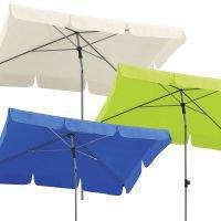 Schneider Schirme Lugano 180 x 120 cm natur-beige