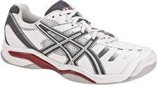 Asics Gel-Challenger 9 Indoor white/grey/black/red